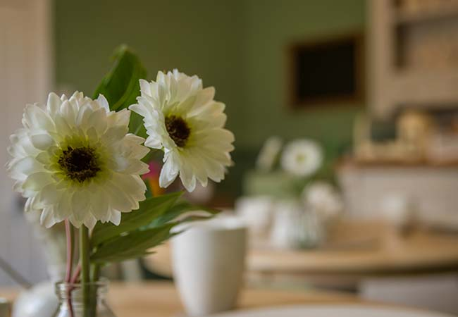 Garden House Flowers