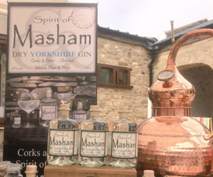 The Spirit of Masham Gin Experience
